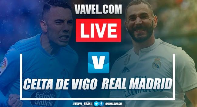 Assistir jogo Celta x Real Madrid AO VIVO online pelo Campeonato Espanhol 2019 (0-0)