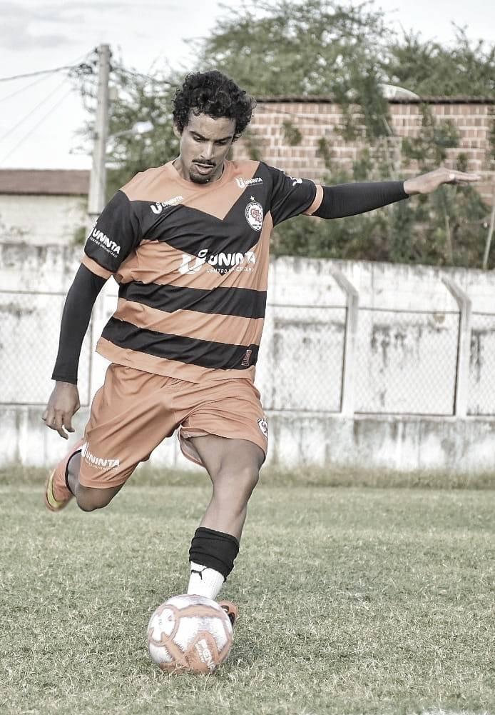Estreante, Taigo destaca preparação do Guarany de Sobral para Copa Fares Lopes