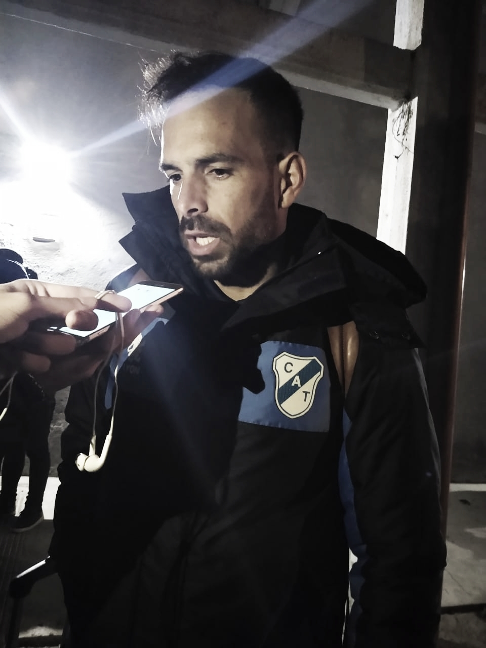 """Matías Castro: """"No nos podemos ir con 3-0 abajo"""""""