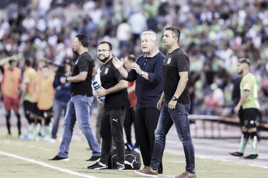 """Víctor Manuel Vucetich: """"El equipo sabe a lo que juega"""""""