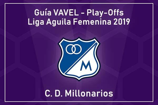 Análisis VAVEL Colombia, Play-Offs Liga Aguila Femenina 2019: Millonarios Fútbol Club