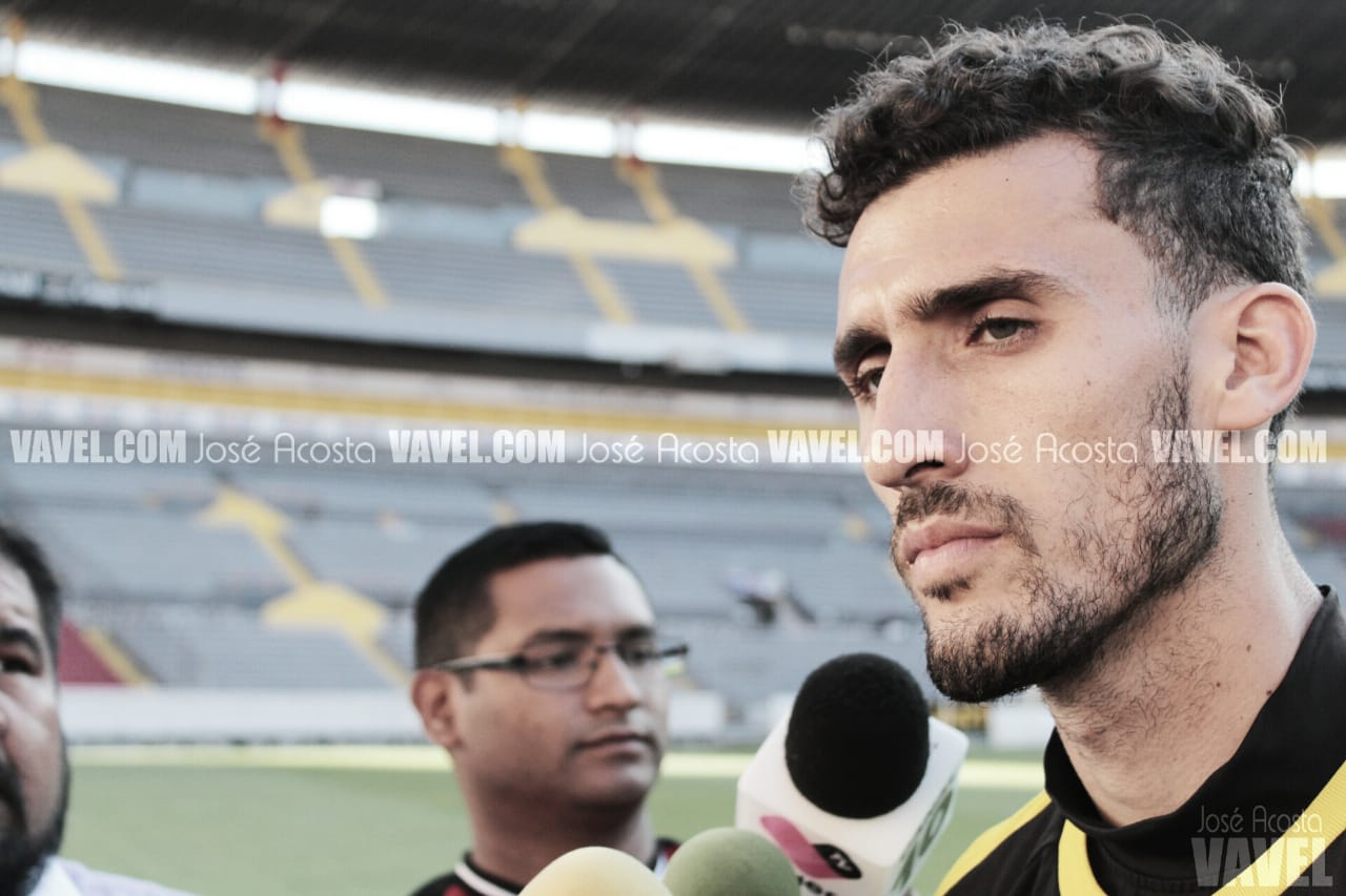 """Rodrigo Godínez: """"No hay que meternos presión innecesaria"""""""