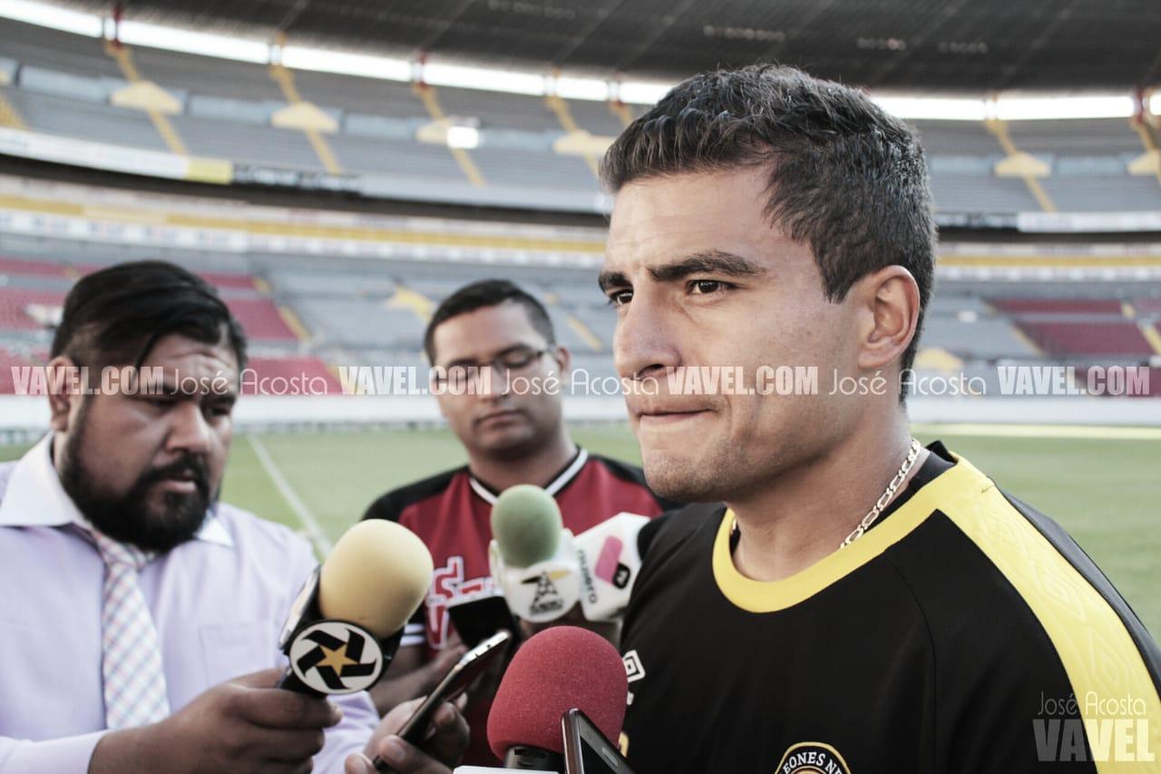 """Jorge Mora: """"Buscaremos seguir siendo fuertes en casa"""""""