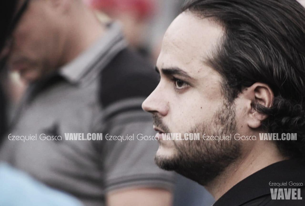 """Jesús Martínez: """"Queremos ganar la liga"""""""
