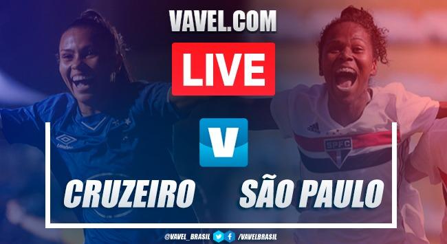 Gols e melhores momentos de Cruzeiro 1x1 São Paulo pela Final do Campeonato Brasileiro Feminino A2