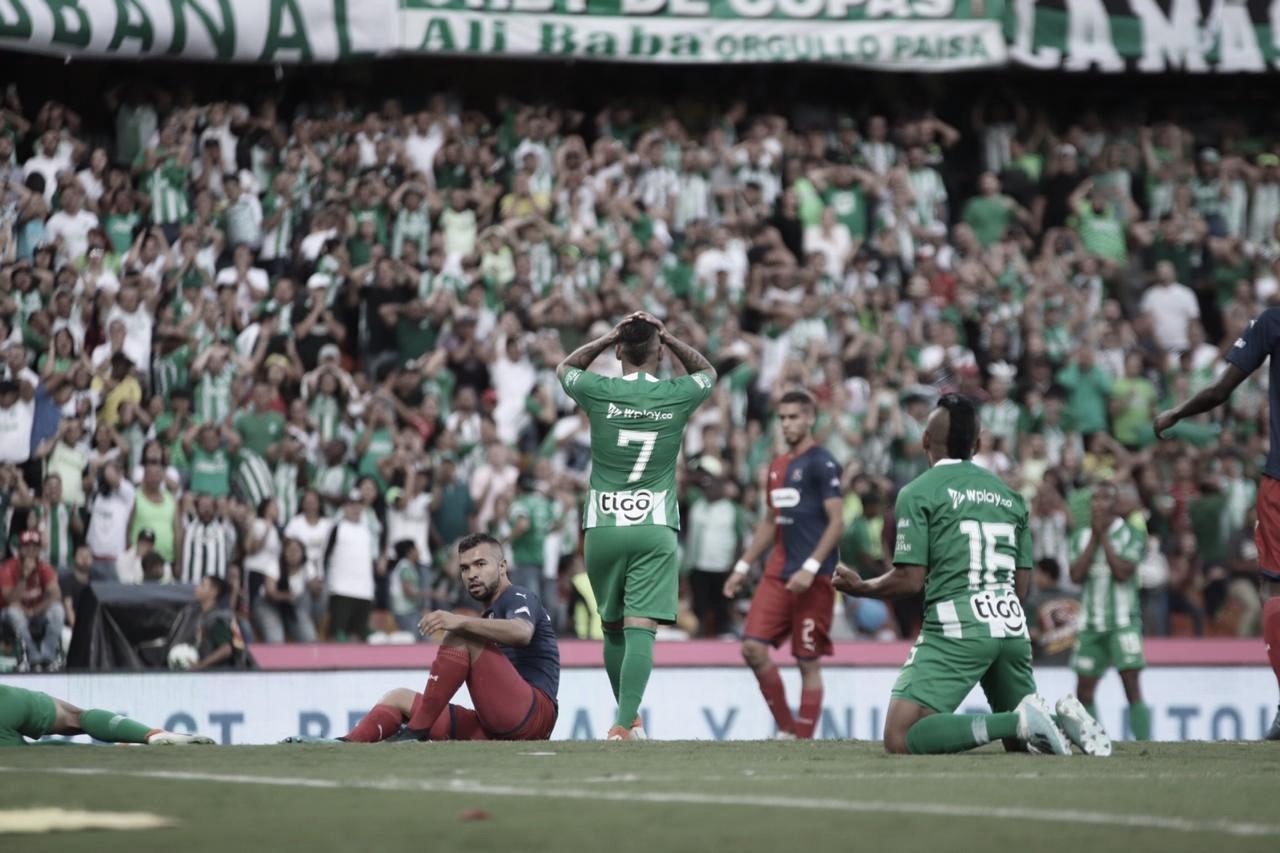 Independiente Medellín perdió y acumuló su tercera derrota en fila
