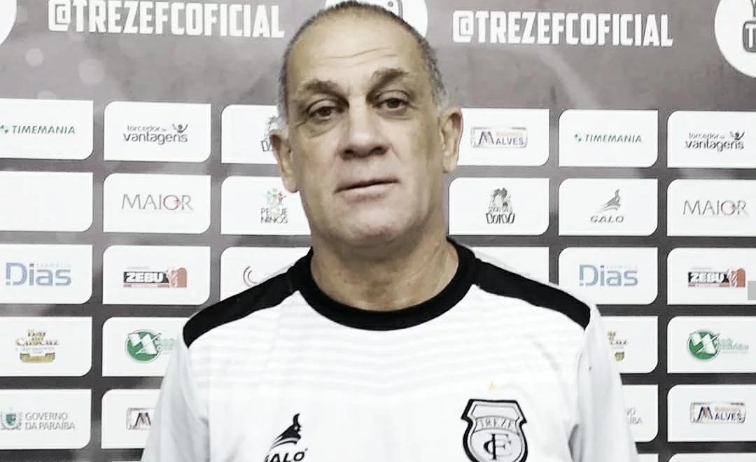 """Celso Teixeira critica regulamento do Campeonato Paraibano: """"Feito para o outro grupo"""""""