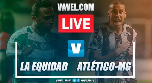 Gols e melhores momentos La Equidad 1x3 Atlético-MG pela Sul-Americana