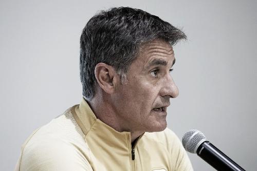 "Míchel González: ""Nunca es agradable perder""."