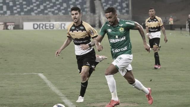 Em jogo de pouca inspiração, Cuiabá e Criciúma empatam pela Série B