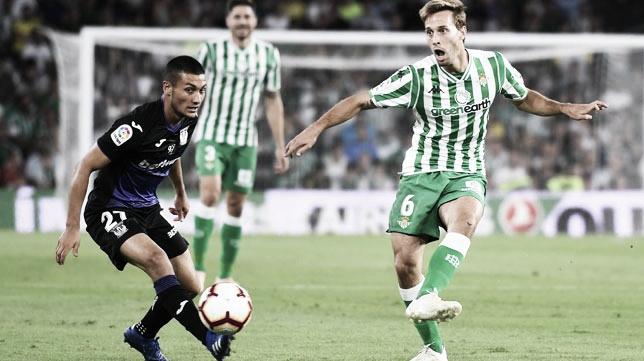 Previa Real Betis - Leganés: en busca de los primeros puntos