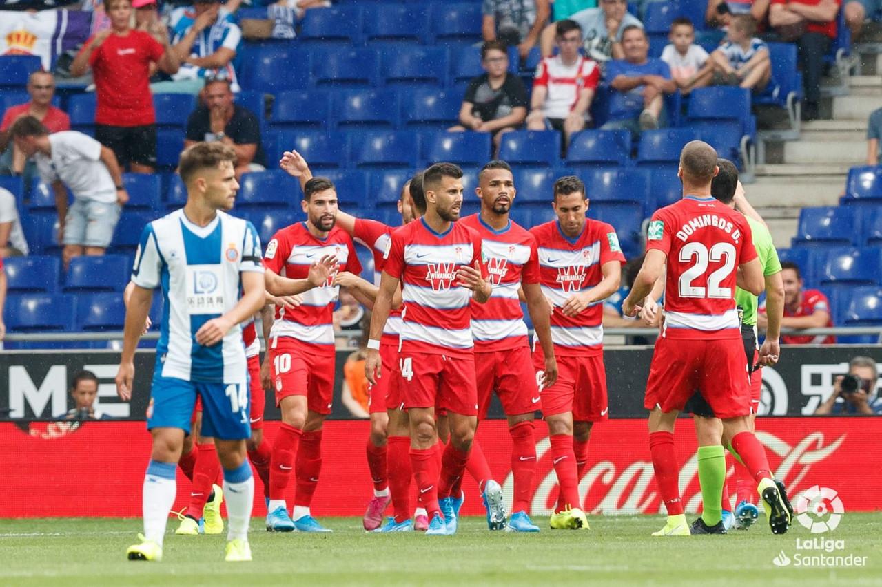 23 jugadores forman la plantillla del Granada CF en su regreso a Primera