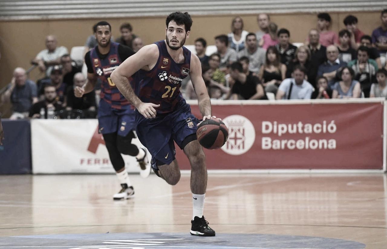 El Barcelona cae en su primer test de pretemporada
