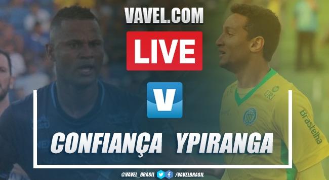 Gols e melhores momentos Ypiranga-RS 1x1 Confiança pela Série C