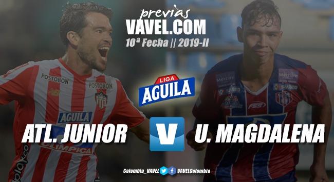 Previa Junior de Barraquilla vs Unión Magdalena: nueva versión del clásico caribeño