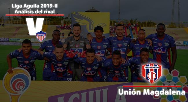 Atlético Junior, análisis del rival: Unión Magdalena