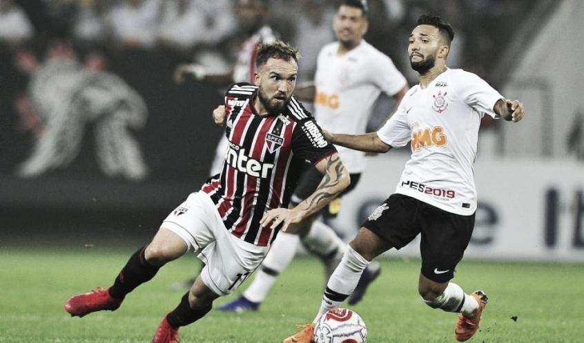 São Paulo encaminha empréstimo de Willian Farias ao Sport