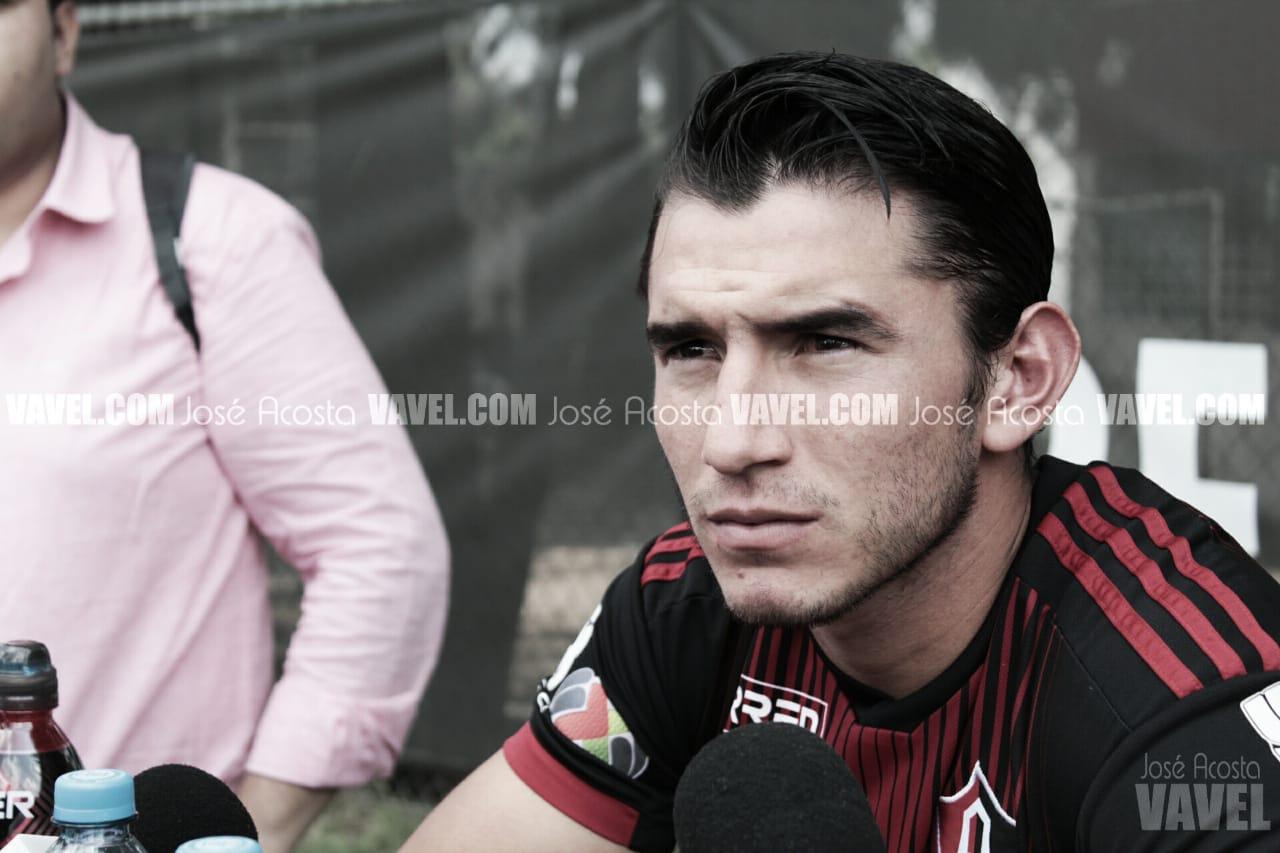 """Edgar Zaldívar: """"Se juegan más de tres puntos porque es un clásico"""""""