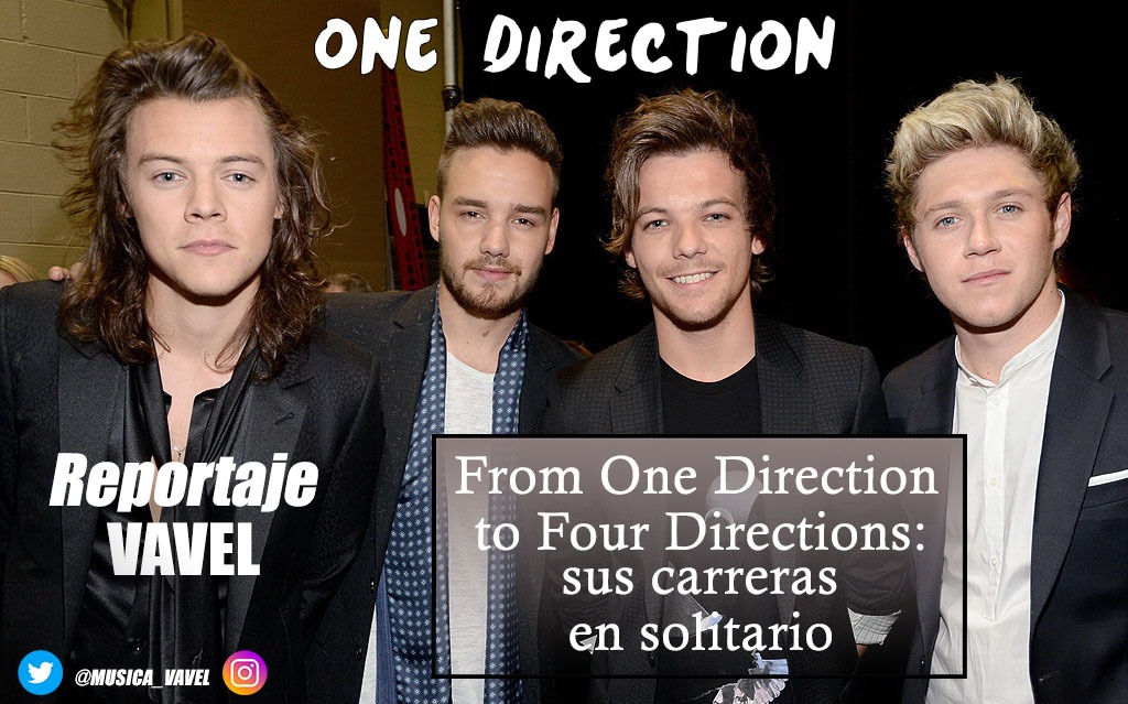 From One Direction to Four Directions: sus carreras en solitario