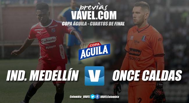 Previa Independiente Medellín vs. Once Caldas: dos realidades similares