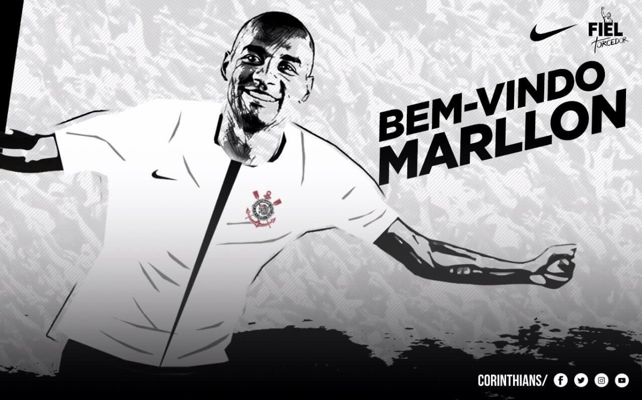 Emprestado ao Bahia, Marllon tem retorno solicitado pelo Corinthians