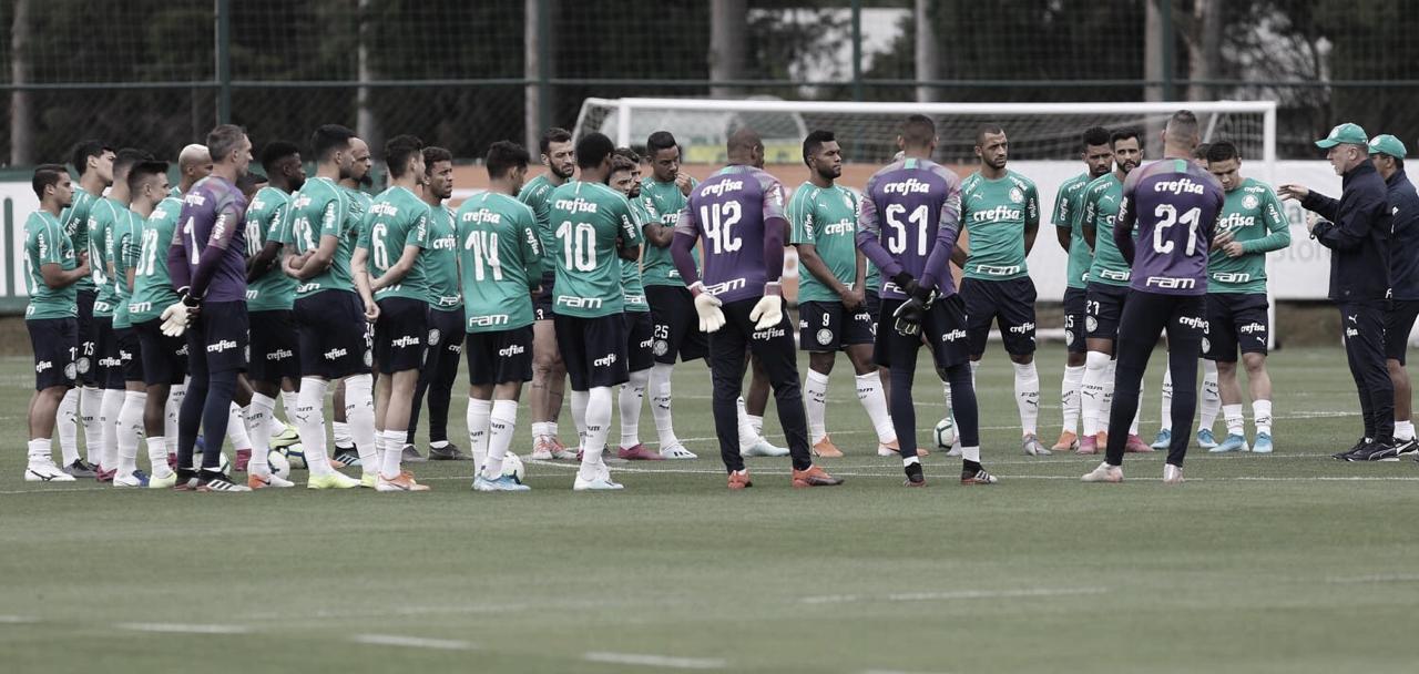 Palmeiras recebe Cruzeiro visando encostar no topo do Brasileirão