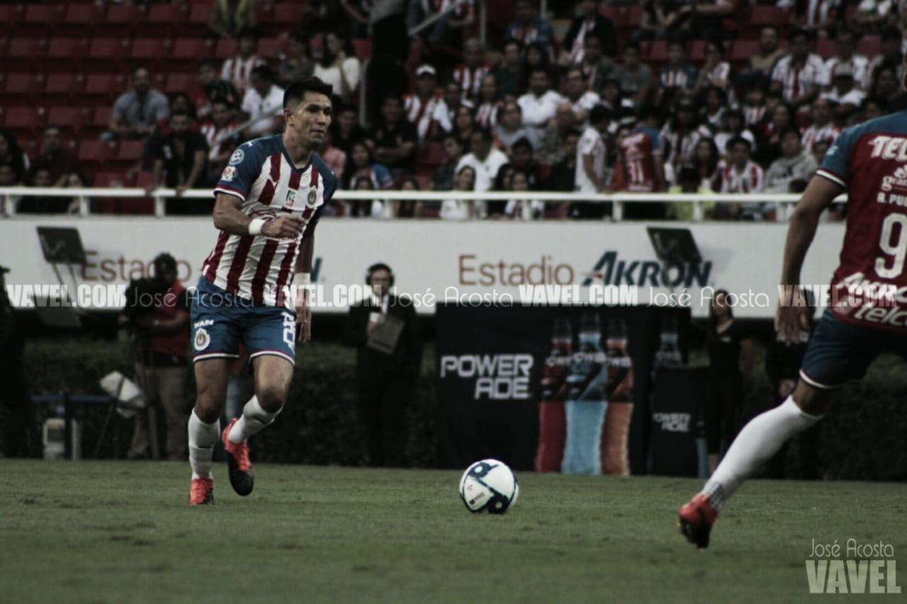 """Jesús Molina: """"Quisimos cancherear por momentos"""""""