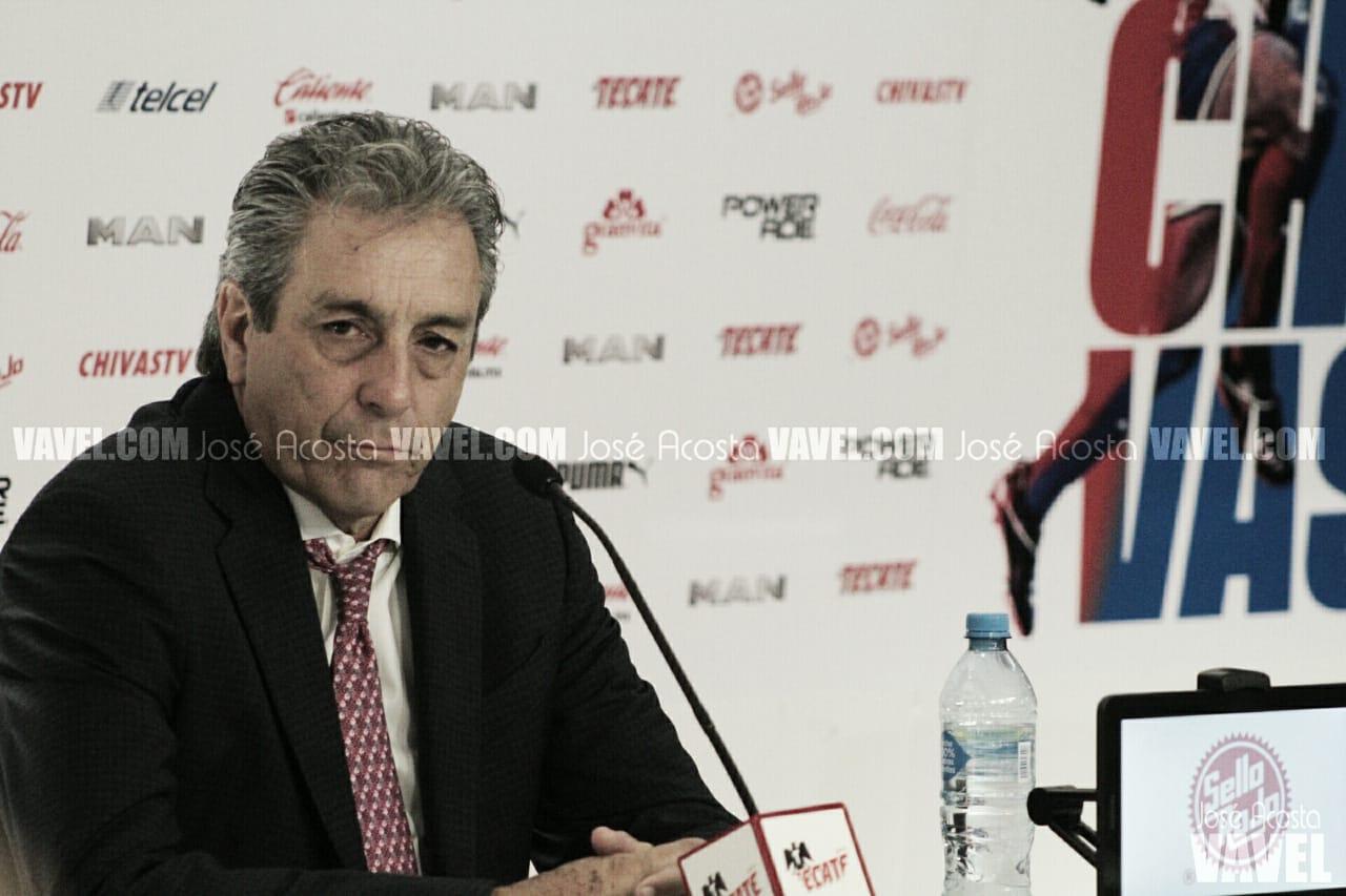 """Tomás Boy: """"Nuestro equipo no puede ser soberbio"""""""