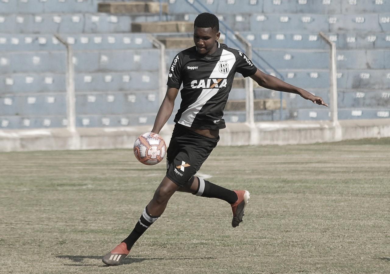 Valendo vaga, Douglas Moreira anseia vitória da Ponte contra o São Paulo no Paulista Sub-15
