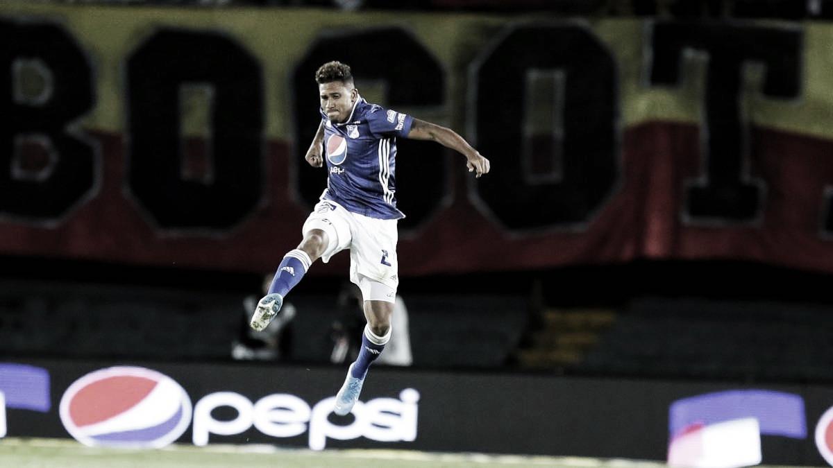 Los convocados de Millonarios para enfrentar a Deportivo Pasto