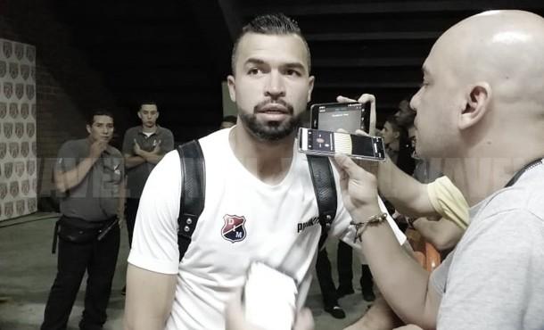 """Andrés Cadavid: """"Se vio en la cancha a dos equipos cansados"""""""