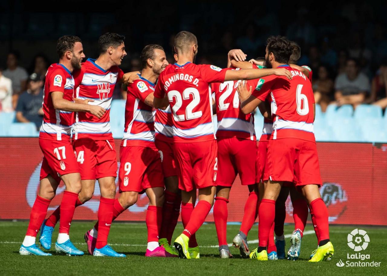 Un Granada CF que supera sus récords a domicilio