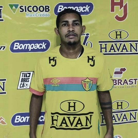Campeão da Série D, Brusque reforça equipe com destaque amazonense