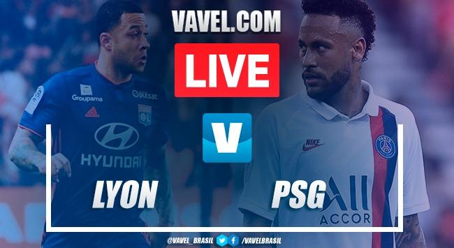 Assistir jogo Lyon x PSG AO VIVO online pelo Campeonato Francês 2019