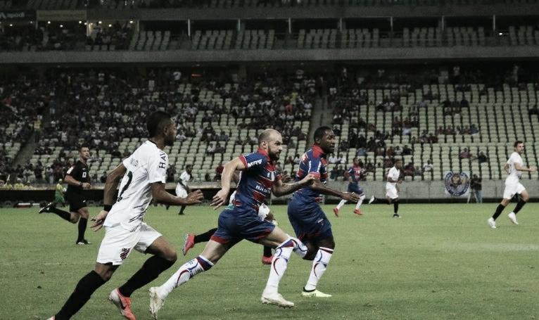 Gols e melhores momentos Athletico-PR 4x1 Fortaleza pelo Campeonato Brasileiro