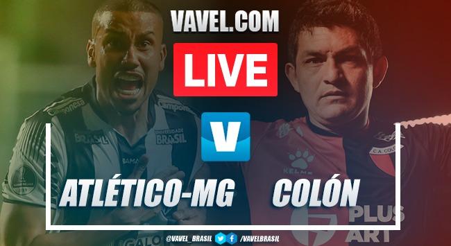 Gols e melhores momentos Atlético-MG (3) 2 x 1 (4) Colón pela Copa Sul-Americana 2019