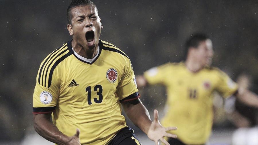De surpresa: Vasco acerta contratação de Fredy Guarín