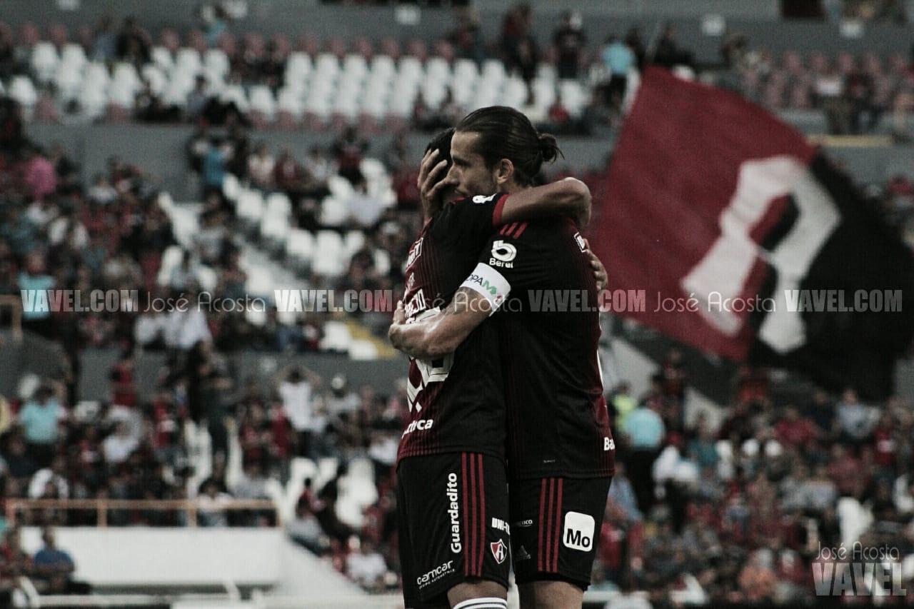 Atlas sin mucho esfuerzo, vence a Zacatepec