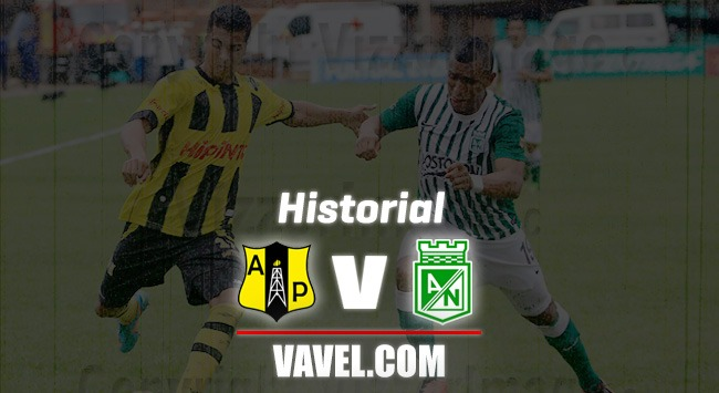 Historial: Alianza Petrolera vs. Atlético Nacional
