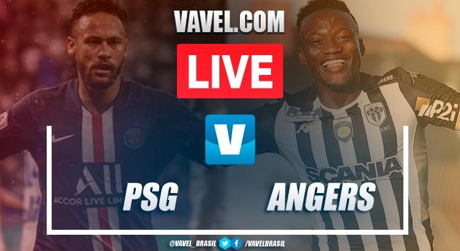 Gols e melhores momentos PSG 4 x 0 Angers pelo Campeonato Francês 2019