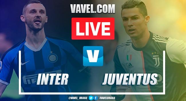 Gols e melhores momentos Internazionale 1x2 Juventus pelo Campeonato Italiano