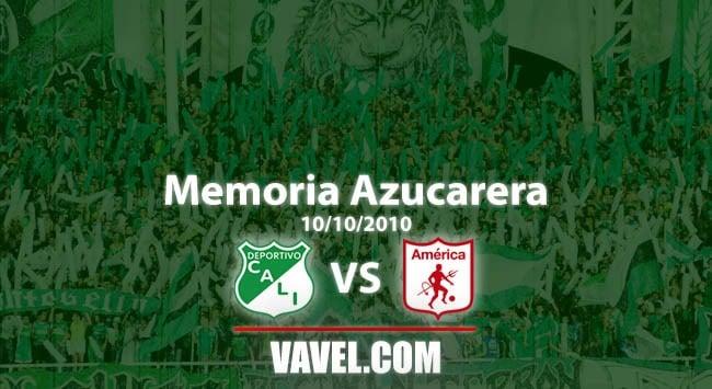 Memoria Azucarera: Un 6-3 que queda en la historia de los clásicos vallecaucanos