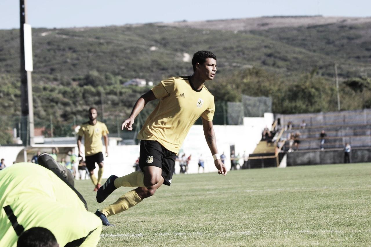 Com dois gols em dois jogos, atacante brasileiro vive grande fase no futebol português