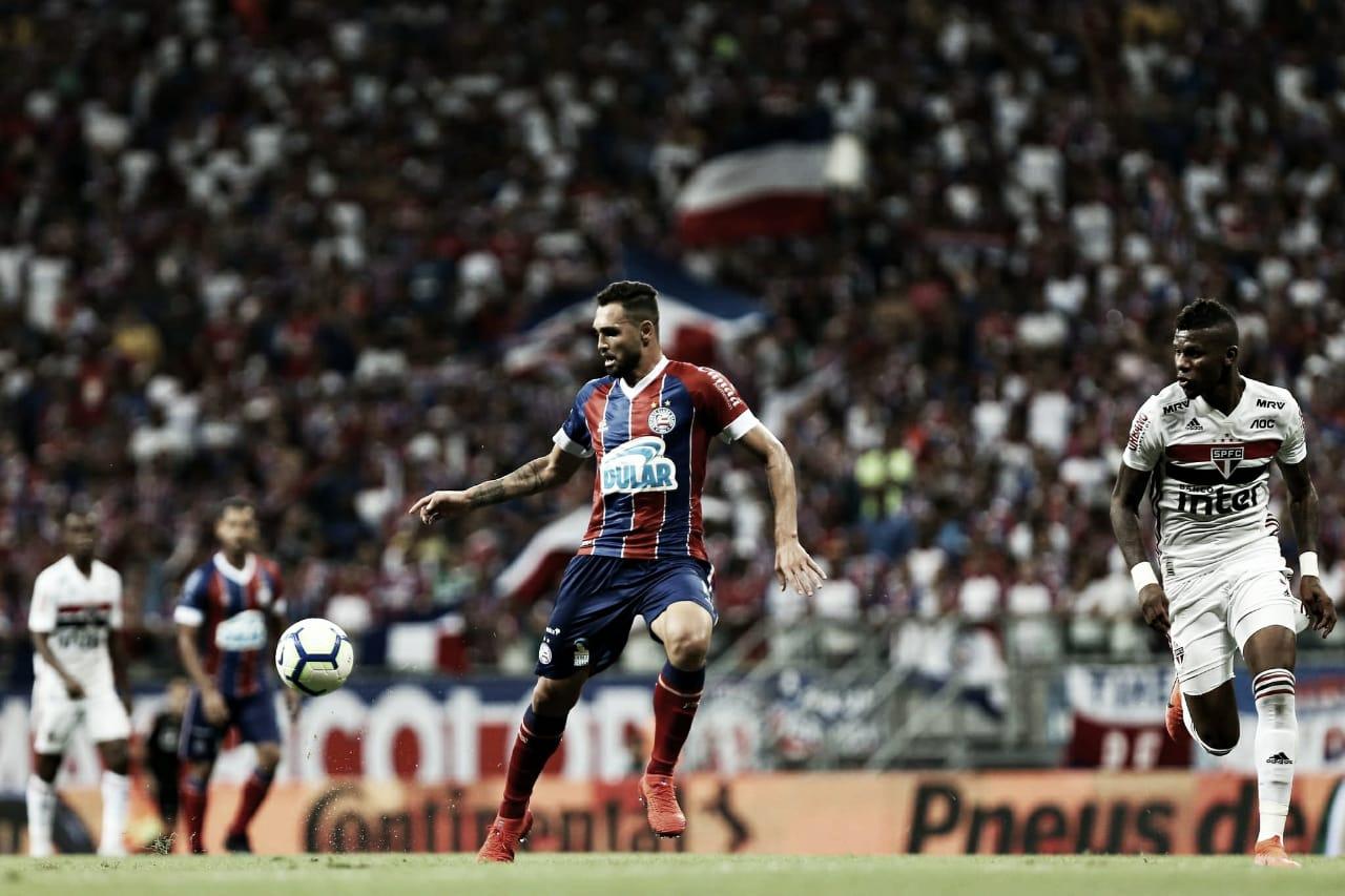 Melhores momentos Bahia 0x0 São Paulo pelo Campeonato Brasileiro