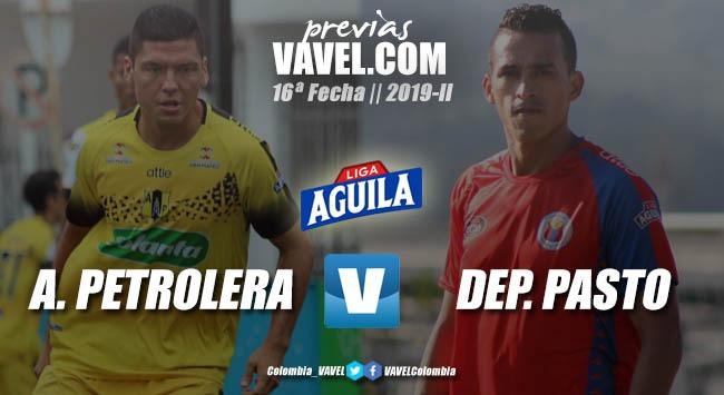 Previa Alianza Petrolera vs. Deportivo Pasto: duelo de realidades distintas en la Liga Aguila