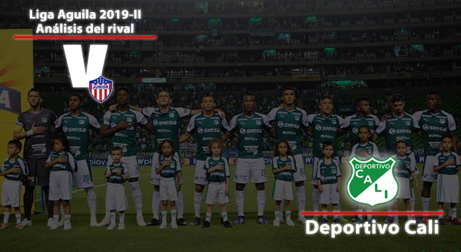 Atlético Junior, análisis de rival: Deportivo Cali
