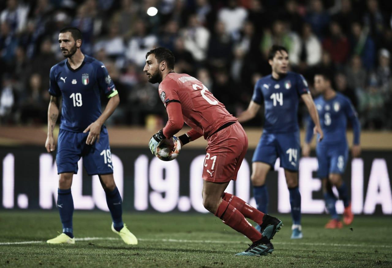 Gols e melhores momentos Itália 2x0 Grécia pelas Eliminatórias da Eurocopa 2020
