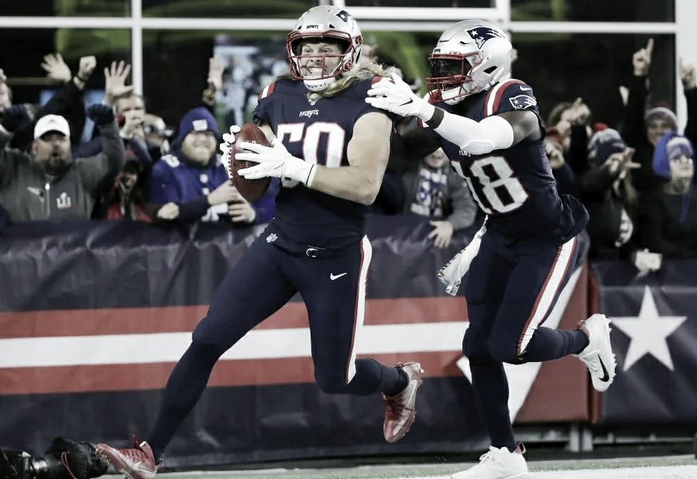 Defesa voa, Brady quebra recorde, Patriots vencem Giants e seguem invictos
