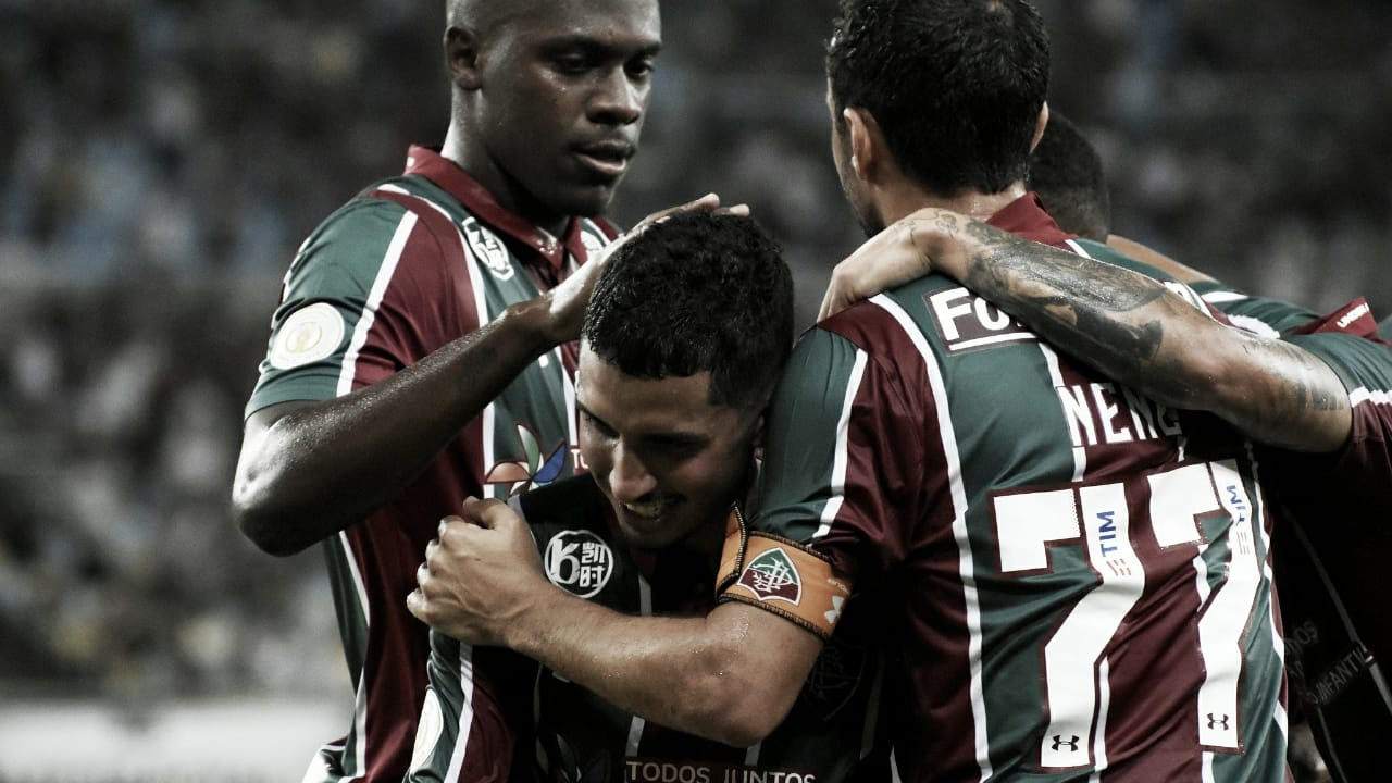 Fluminense derrota Bahia e confirma reação no Brasileirão