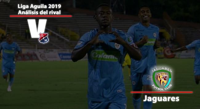 Independiente Medellín, análisis del rival: Jaguares